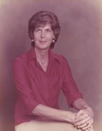 Elizabeth Gertrude Cordtz obituary photo