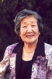 Yasuko Mary Wakai obituary photo