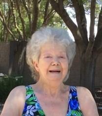 Dortha Sue Benson obituary photo