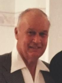 James Austin Warder obituary photo