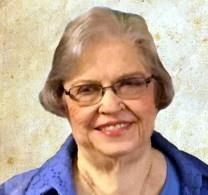 Martha Ann Council obituary photo