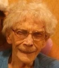Bernice R. Leaf obituary photo