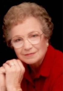 Gladys Lousie Nelson obituary photo
