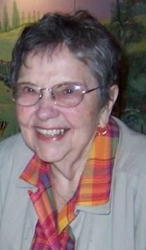 Laura Frances Watts obituary photo