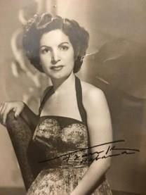 Clara L. Diaz obituary photo