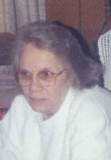 Mary Alice Frazier