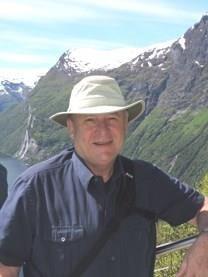 Robin Eugene Brown obituary photo