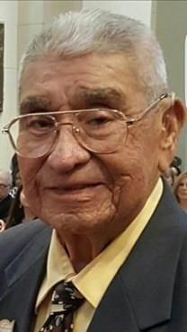 Robert B. Garcia obituary photo