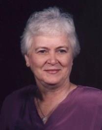 Doris Mae Beyers obituary photo