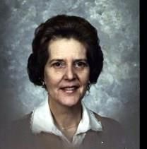 Eva Marie Pierce obituary photo