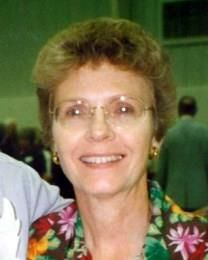 Dorothy Elaine Baker obituary photo
