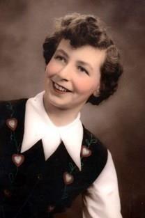 Norma J. Connor obituary photo