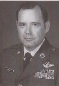 William F. Gordon obituary photo