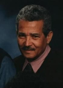 Victor Medina-Benitez obituary photo
