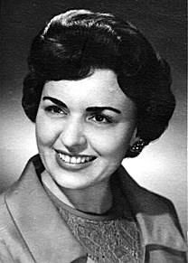 Marie J. Morris obituary photo