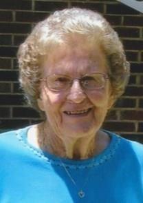 Anna Mary Scott obituary photo