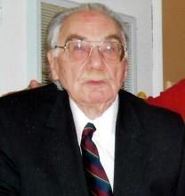 Maurice Poppenheimer, obituary photo