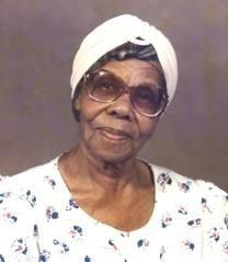 Edith Bascoe obituary photo