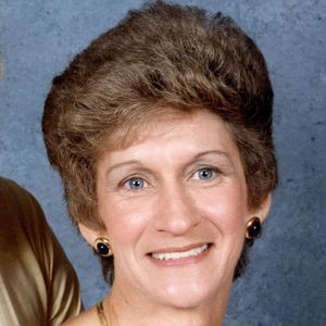 Brenda Wood Fox Obituary Photo