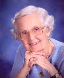 Marietta C. Watt obituary photo