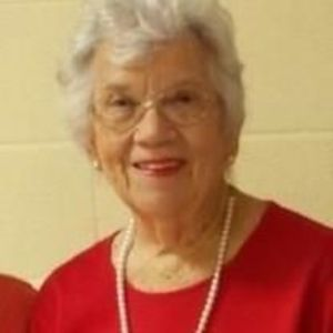 Doris Geraldine Wall Blackwood
