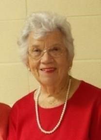 Doris Geraldine Wall Blackwood obituary photo
