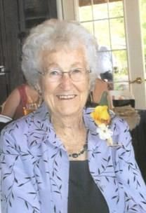 Lorene Joan Swedberg obituary photo