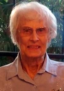 Faye Rosetta Leitch obituary photo