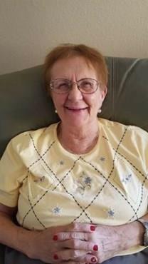 Jean B. Borbridge obituary photo