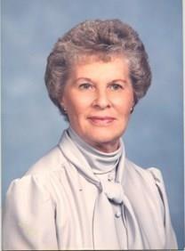 Lucille Luella Snedden obituary photo