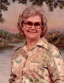 Vira Nell Strickland obituary photo