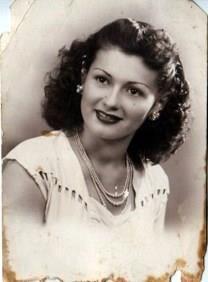 Olga Mandado Herrera obituary photo