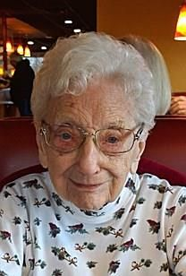 Dorothy Anna Flaker obituary photo