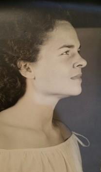 Nelda White Collinson obituary photo