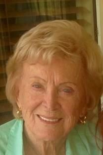 Gertrude Martin Britt obituary photo