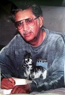 Ambrosio Rodriguez obituary photo