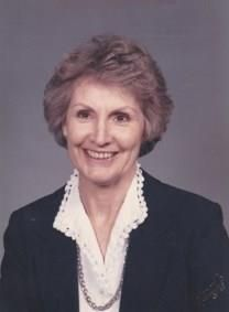 Berniece Vestal obituary photo