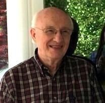 Terry James Dougherty obituary photo