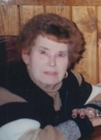 Betty J. Burgess obituary photo