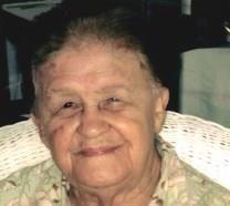 Candida Rosa Monasterios obituary photo