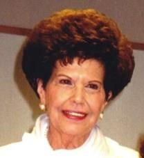 Maxine Stancil obituary photo