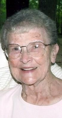 Helen Irene Hutchins obituary photo