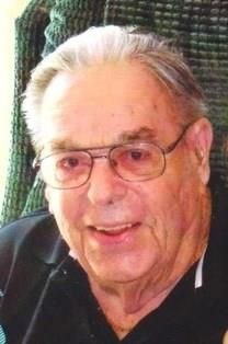 Lawrence Thomas McConlogue obituary photo