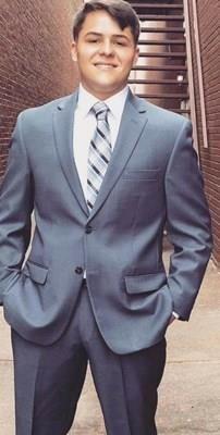 Christian Chase Baack obituary photo