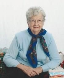 Jeanet Jacoba Wallenburg obituary photo