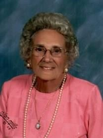 Annie Lucille Smith Haley obituary photo