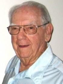 Will Franklin Leister obituary photo