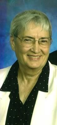 Laura May Adams obituary photo