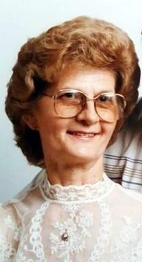 Doris Ray Phillips obituary photo