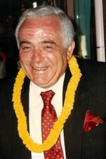 David Leon Barker obituary photo